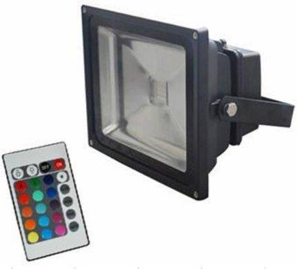 RGB LED bouwlampen