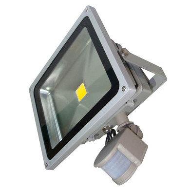 Sensor LED bouwlamp