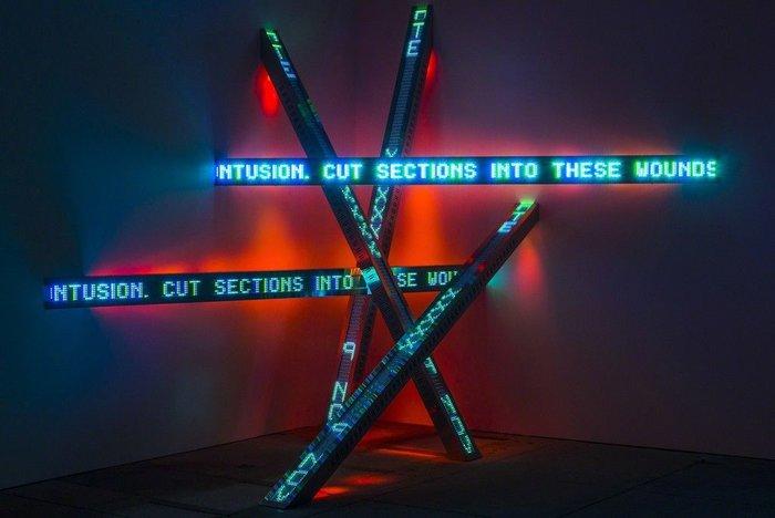 LED lichtkranten