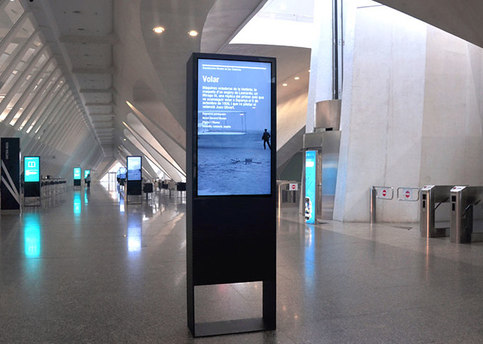 LCD presentatieschermen