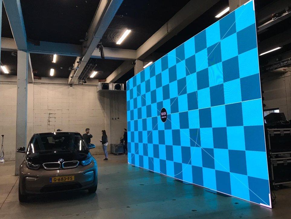 Modulaire-LED-schermen