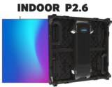 Pro SPX Indoor LED scherm 500x500mm - SMD P2.6_