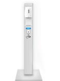 Automatische mist desinfectiezuil DeLuxe - Desinfectiepaal - Dispenser_