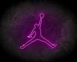 AIR JORDAN neon sign - LED neon reclame bord_