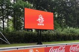 LED scorebord 320 x 90 cm - SMD P6 / Digitaal LED score scherm voor voetbal, hockey etc_