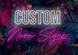 LED Neon Sign ontwerpen - Custom LED Neon Sign - Neon laten maken_