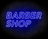 Barbershop Neon Sign - Neonreclame borden_