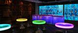 Ronde LED tafel_