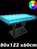 LED tafel 80 x 122 x 60 cm_