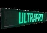 UltraPro series - Professionele LED lichtkrant afm. 168 x 40 x 7 cm_
