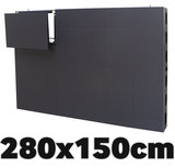 All-In-One LED video display 2800 x 1500 mm_