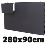 All-In-One LED video display 2800 x 900 mm_