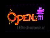 2 stuks : LED schrijfbord 40cm*60cm   90 functies_
