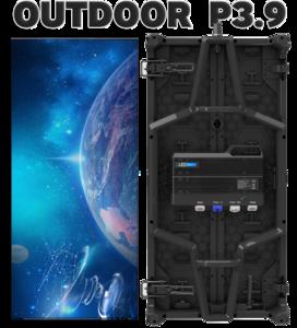 Pro SPX Outdoor LED scherm 1000x500mm - SMD P3.91