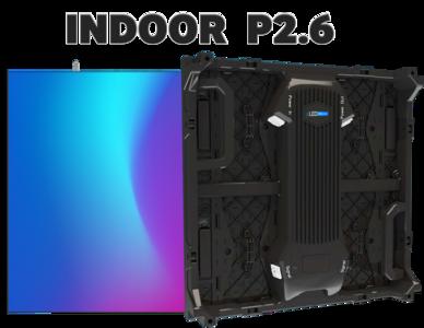 Pro SPX Indoor LED scherm 500x500mm - SMD P2.6