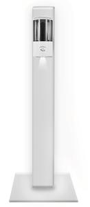 Automatische desinfectiezuil - Desinfectie dispenser zuil