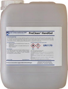 Desinfectie handgel - 5L Alcohol 80%