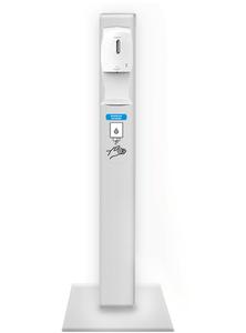 Automatische mist desinfectiezuil DeLuxe - Desinfectiepaal - Dispenser