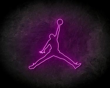 AIR JORDAN neon sign - LED neon reclame bord