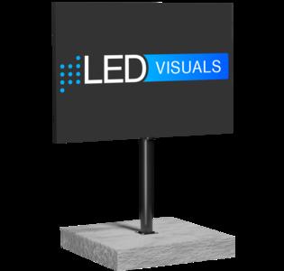 Outdoor LED scherm 400 x 270 cm - SMD P10 / Pro ODR series groot LED reclame scherm