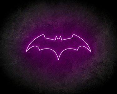 Batman Neon Sign - Neonreclame borden