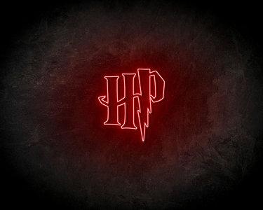 Harry Potter LED Neon Sign - Neon verlichting