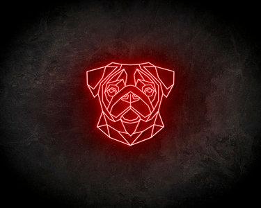 Dog Neon Sign - Licht reclame
