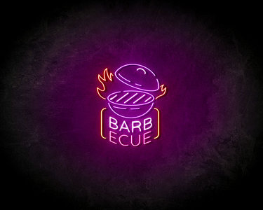 Barbecue LED Neon Sign - Neon verlichting