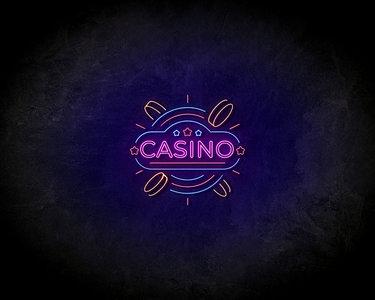 Casino LED Neon Sign - Neon verlichting