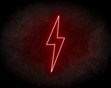Flash Neon Sign - Neonreclame borden