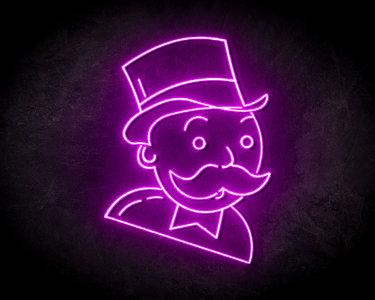 Monopoly Neon Sign - Neonreclame borden