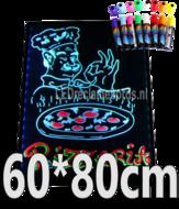 LED-schrijfbord-60cm*80cm-|-90-functies