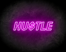 HUSTLE-neon-sign-LED-neon-reclame-bord-neon-letters-verlichting
