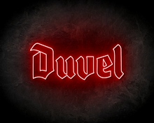 DUVEL-neon-sign-LED-neon-reclame-bord