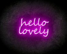 HELLO-LOVELY-neon-sign-LED-neon-reclame-bord