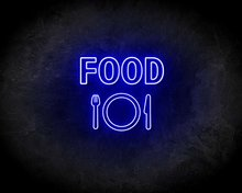 FOOD-neon-sign-LED-neon-reclame-bord