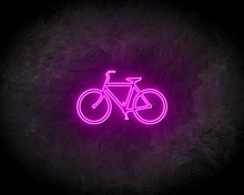 FIETS-neon-sign-LED-neon-reclame-bord