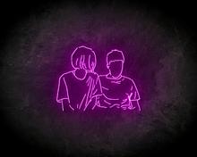 COUPLE-neon-sign-LED-neon-reclame-bord
