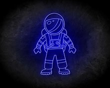 ASTRONAUT-neon-sign-LED-neon-reclame-bord