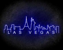 LAS-VEGAS-neon-sign-LED-neon-reclame-bord