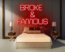 BROKE-&-FAMOUS-neon-sign-LED-neon-reclame-bord