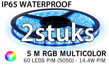 2-stuks:-5M-RGB-5050-LED-strip-60LEDs-p-m-IP68-complete-set