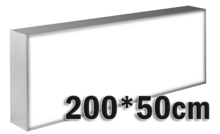 LED-lichtbak-200x50cm