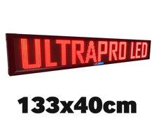 SALE!-Rode-professionele-LED-lichtkrant-40*133cm