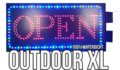 Outdoor-LED-open-bord-XL